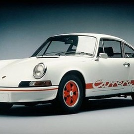 Porsche - the '73 Carrera RS