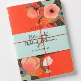 Anthropologie - Sweet Briar Notebooks