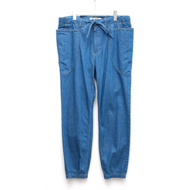 GDC - chambray gardening pants