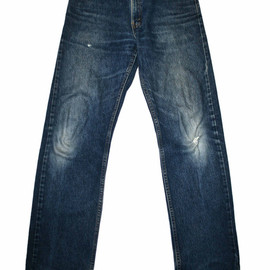 Levi's Vintage Clothing - Vintage Levis 505 Regular Fit Straight Leg Jeans Made in USA Mens Size W32 x L32