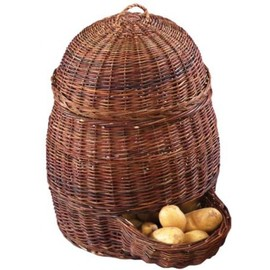 BURFIRD - Wicker Potato Storage Basket
