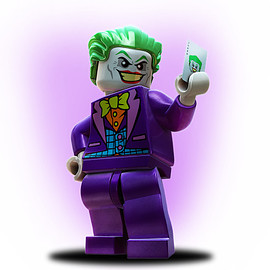DC Comics, Lego - The Joker™ Minifigure