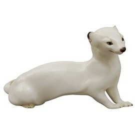 Nymphenburg - Weasel (Sitting)