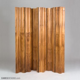 Herman Miller - Eames Plywood Folding Screen Rosewood Limited Edition