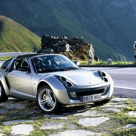 smart - Roadster Coupe