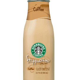 STARBUCKS - A creamy blend of coffee and lowfat milk – available on the go.