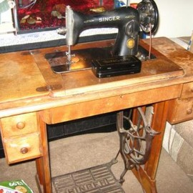 singer - Sewing machine appraisal