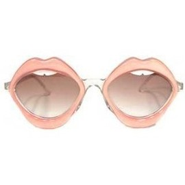 Anglo American - AA Lips glasses c.1960