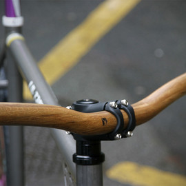 Deer Runner - Thick Oak Handlebars