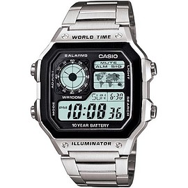 CASIO - World Time