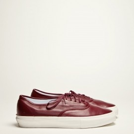 vans - Vans - Vault Authentic Leather Burgundy