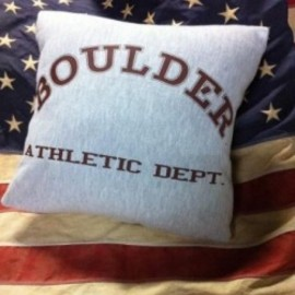 "detour life - REBIRTH CUSHION ""BOULDER"""