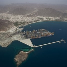 UAE - Khorfkan Port