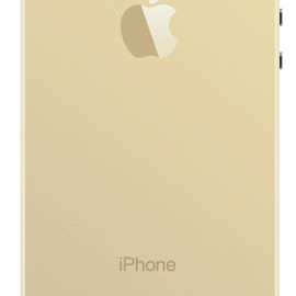 Apple - iPhone 5S - Champagne -