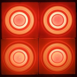 Louis Poulsen - Ring Lamp Designed by Verner Panton