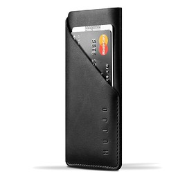 mujjo - lether wallet sleeve