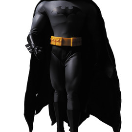 MEDICOM TOY - RAH BATMAN(HUSH Ver.)- BLACK
