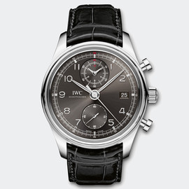 IWC - IW390404 Watch Front