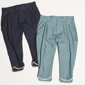 CYDERHOUSE - THREE-QUARTER LENGTH PANTS