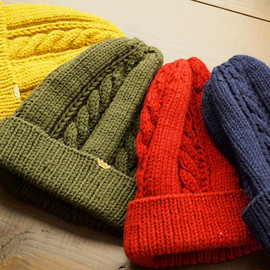 DECHO - HAND KNIT WATCH CAP
