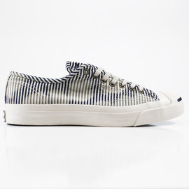CONVERSE - Jack Purcell Salt Wash Stripe