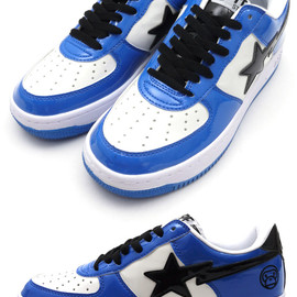 A BATHING APE - MILO BASKET BALL BAPESTA