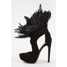 Azzedine Alaia - heels, 2011 for Shoes Obsession: Extraordinary heels