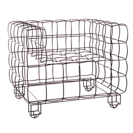 Jan Plechac - Icons Collection wire-framed furniture