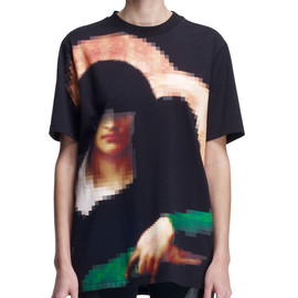 GIVENCHY - Pixelated Madonna T-Shirt