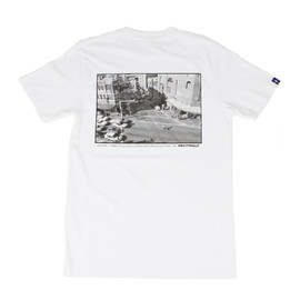 SUPPLY - Supply x Mike O'Meally Photo Tee White