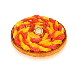 Ladurée - CITRUS FRUITS TART