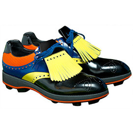 PRADA - shoes inspired by golf shoes for 2012 S/S