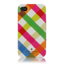 kate spade NEW YORK - RESIN IPHONE CASES SPRING TRELLIS 4