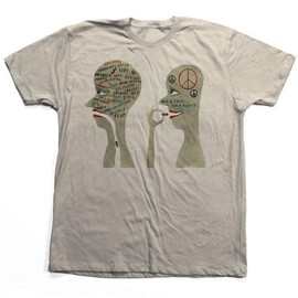 Toy Machine - Evil Doer Tee Tan