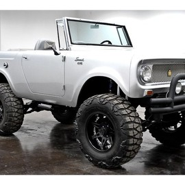 International Harvester - 1965 International Harvester : Scout