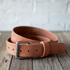 STOCK & BARREL - No. 6 Leather Utility Belt