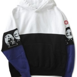 C.E - Arm Band Hoody