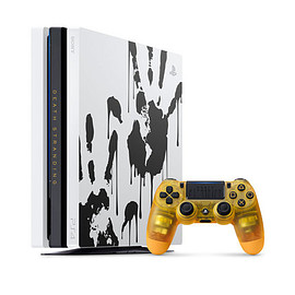Sony - PlayStation 4 Pro | Death Stranding Limited Edition