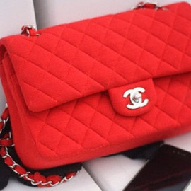 CHANEL - red/bag