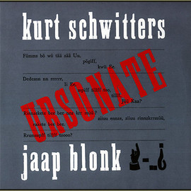 Kurt Schwitters - Jaap Blonk - Ursonate