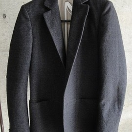 LABEL UNDER CONSTRUCTION - wool jacket