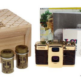 Lomography - LOMO LC-A+ Gold Edition