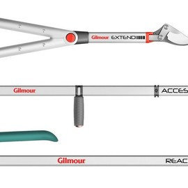 Gilmour - EXTEND / ACCESS / REACH - Long Handle Lopperand Pruners