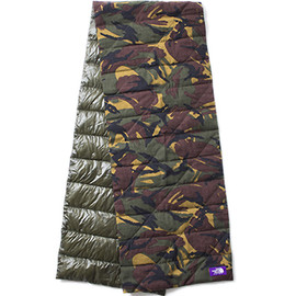 THE NORTH FACE PURPLE LABEL - Down Muffler