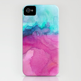 society6 - Tidal II iPhone Case