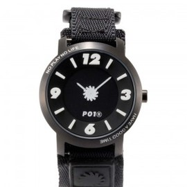 P01TIME SUPER ANALOG ALLBLACK(LIMITED EDITION)