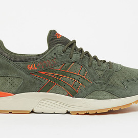ASICS - Gel-Lyte V - Mantle Green/Orange