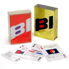 BRANIFF - Translation Playing Cards
