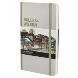 Moleskine - Inspiration and Process in Architecture : Bolles + Wilson