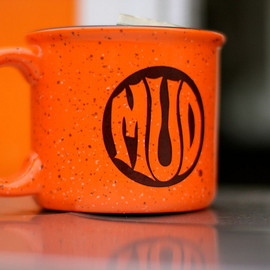 MUD coffee - mug